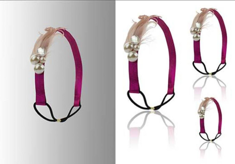 fashion jewelry retouching